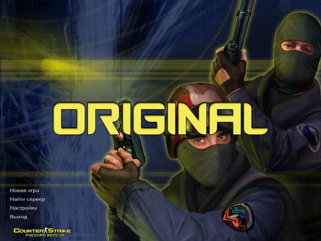 دانلود بازی Counter Strike 1.6 | original Version برای PC