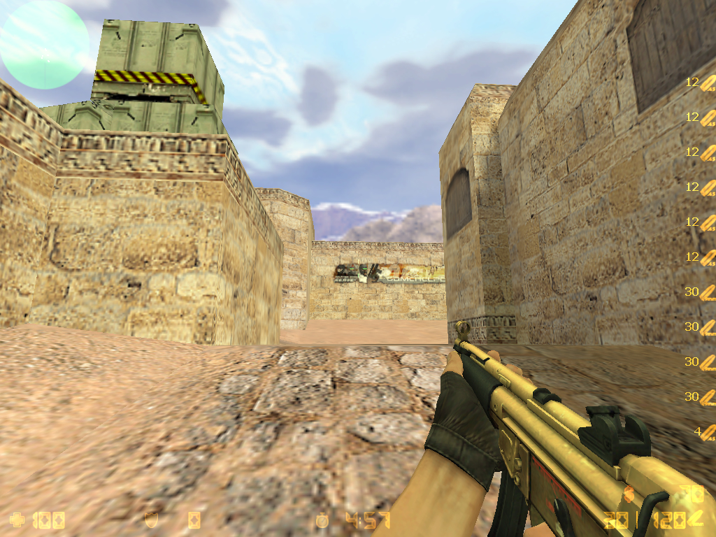 دانلود بازی Counter Strike Gold Edition