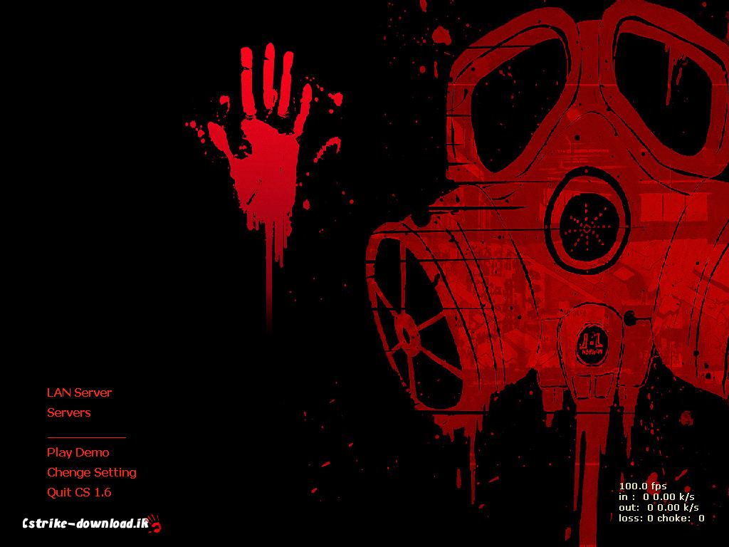 دانلود بازی Counter Strike 1.6 | Bloody Version برای pc