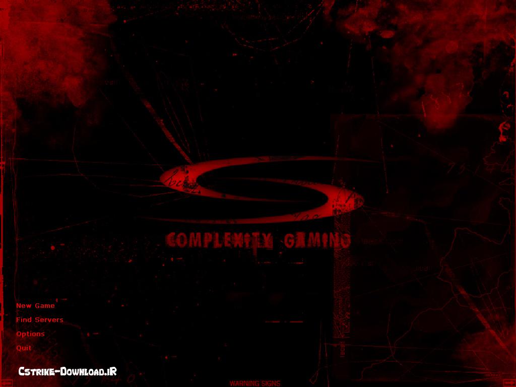 دانلود بازی Counter Strike 1.6 | Complexity Version برای PC