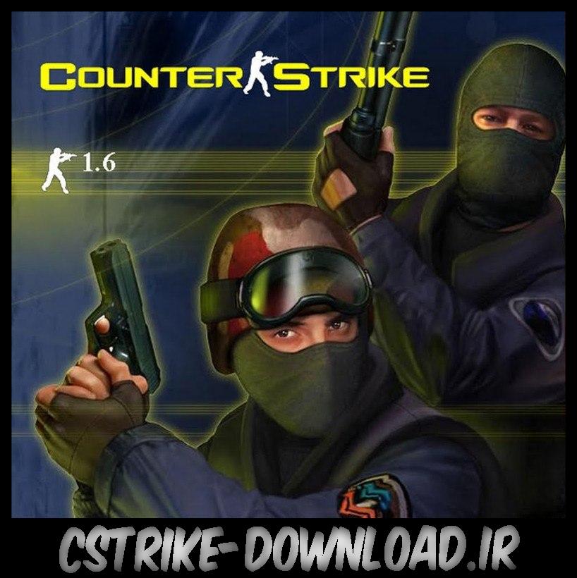 دانلود بازی Counter Strike 1.6 | V23 2.5 Version برای PC