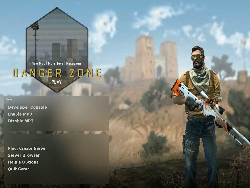 دانلود بازی Counter Strike 1.6 | CSGO Mod برای PC