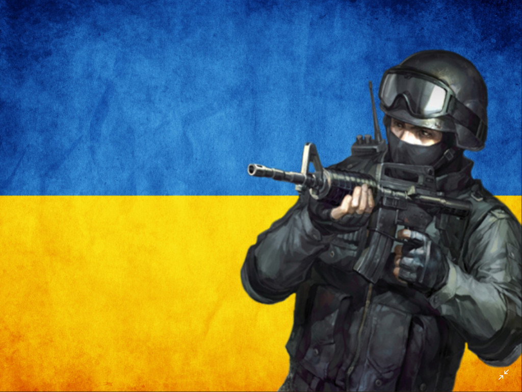 دانلود بازی Counter Strike 1.6 | Ukraine Version برای PC