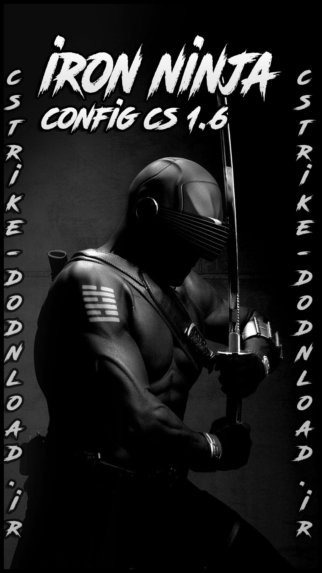 دانلود کانفیگ iRoN Ninja - قدرتمند و حرفه ای ( رایگان !! )