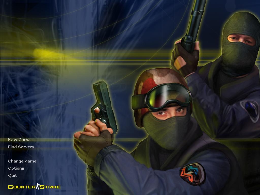 دانلود بازی Counter Strike 1.6 | V43 Full برای PC