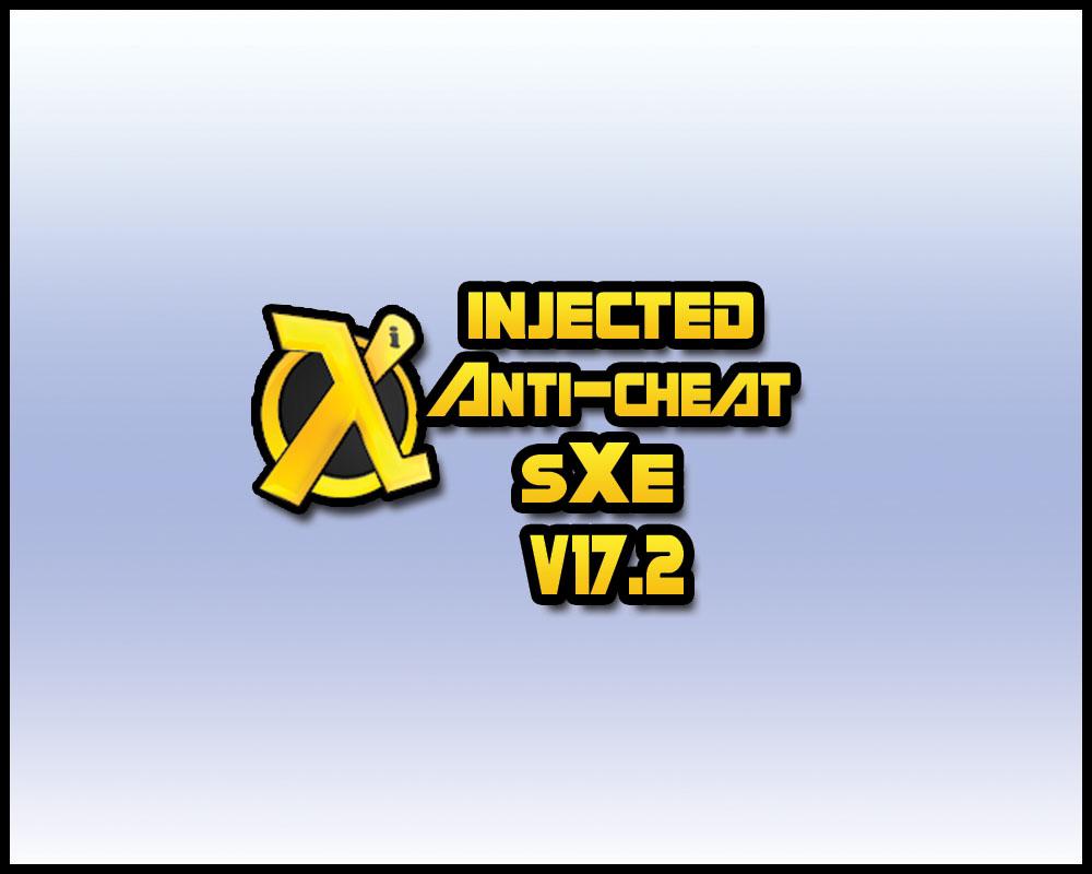 دانلود برنامه Injected Anti Cheat sXe - انتی چیت سرور های ایرانی