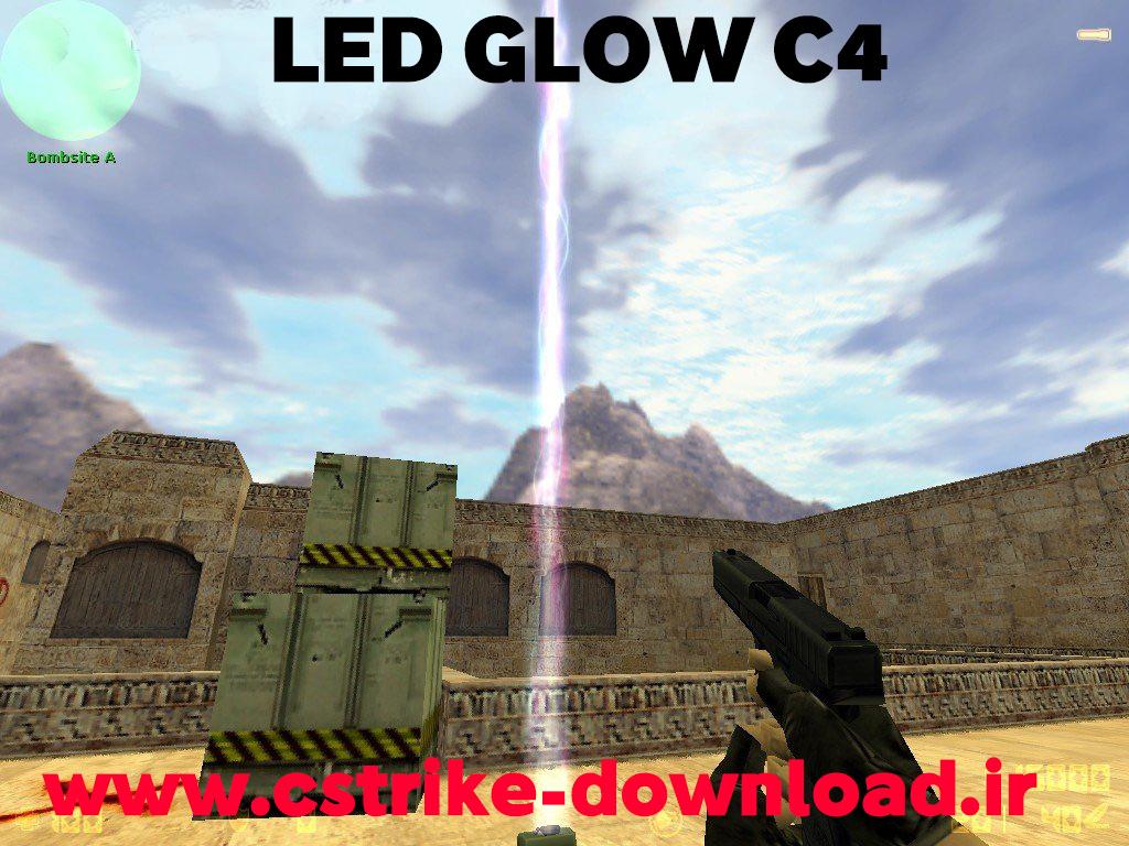 دانلود اسپرایت Led Glow | C4 - کانتر 1.6