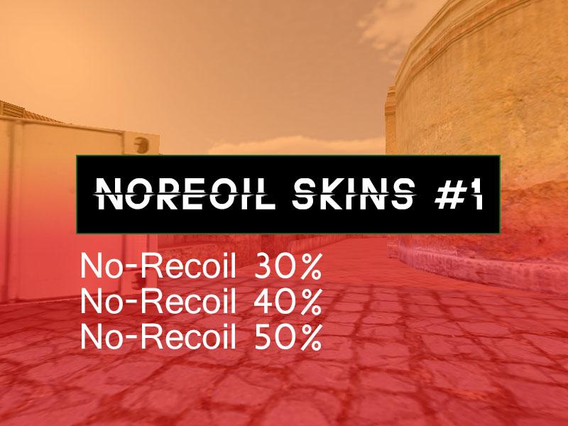 دانلود پک Skin Norecoil | Default #1 برای سی اس 1.6