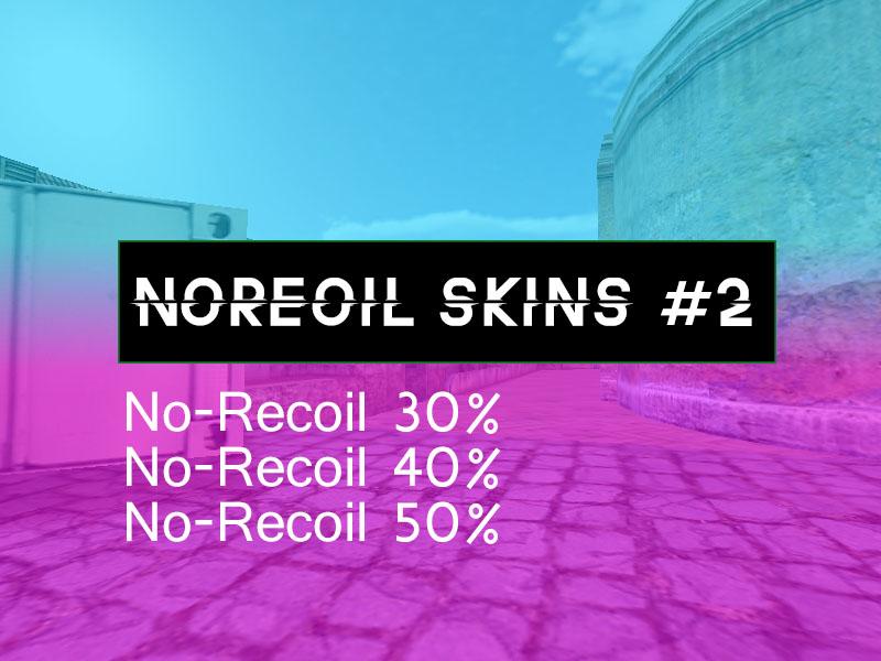 دانلود پک Skin Norecoil | Default #2 برای سی اس 1.6