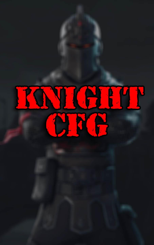 دانلود کانفیگ Knight - قدرت بسیار بالا در هدشات ( رایگان !! )