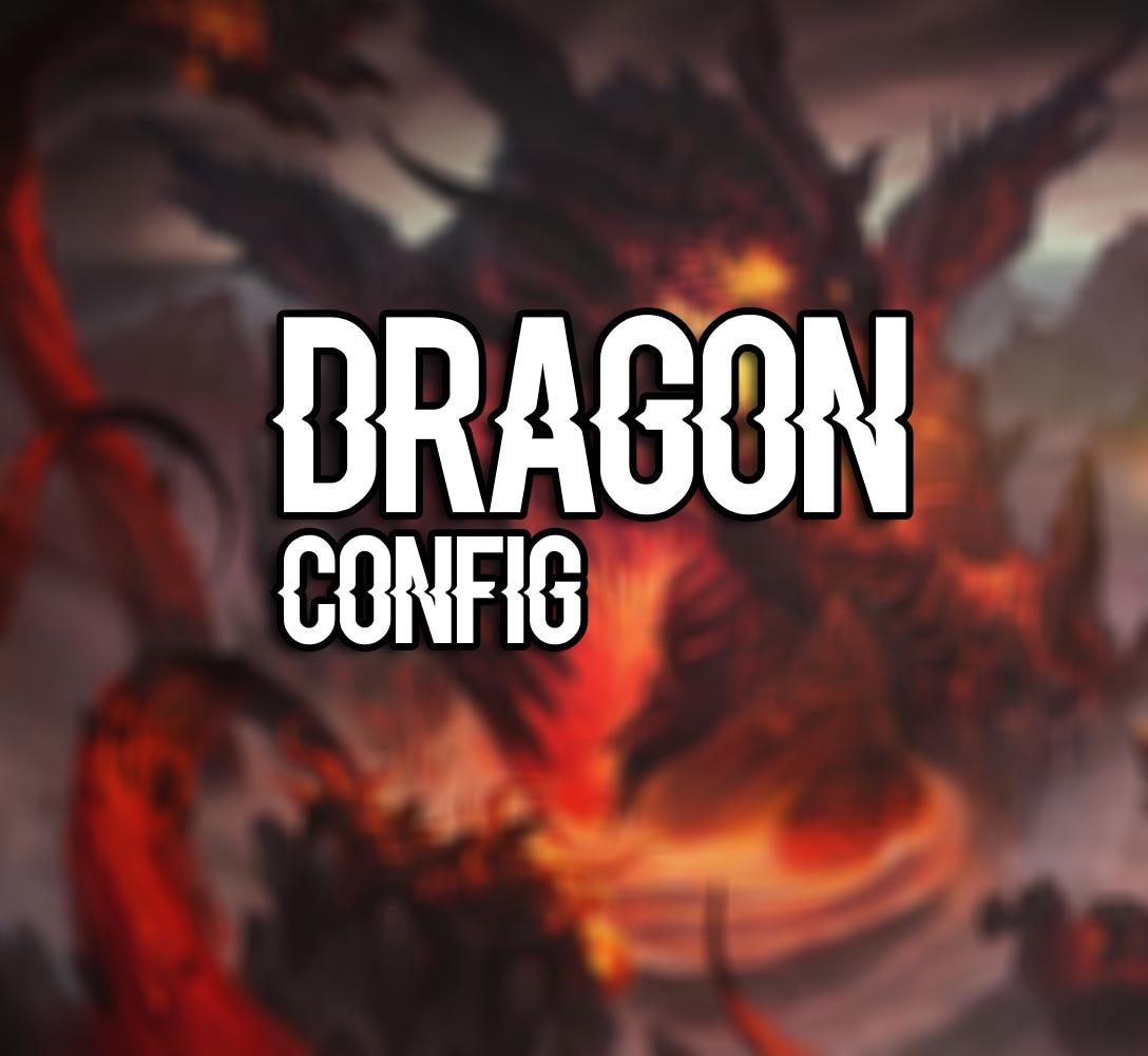 دانلود کانفیگ DraGON - قدرت بسیار بالا در اسپری ( رایگان !! )