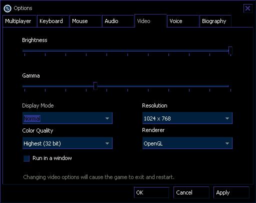 دانلود تم رنگی سورمه ای بنفش کاملا زیبا پروفشینال برای سی اس 1.6