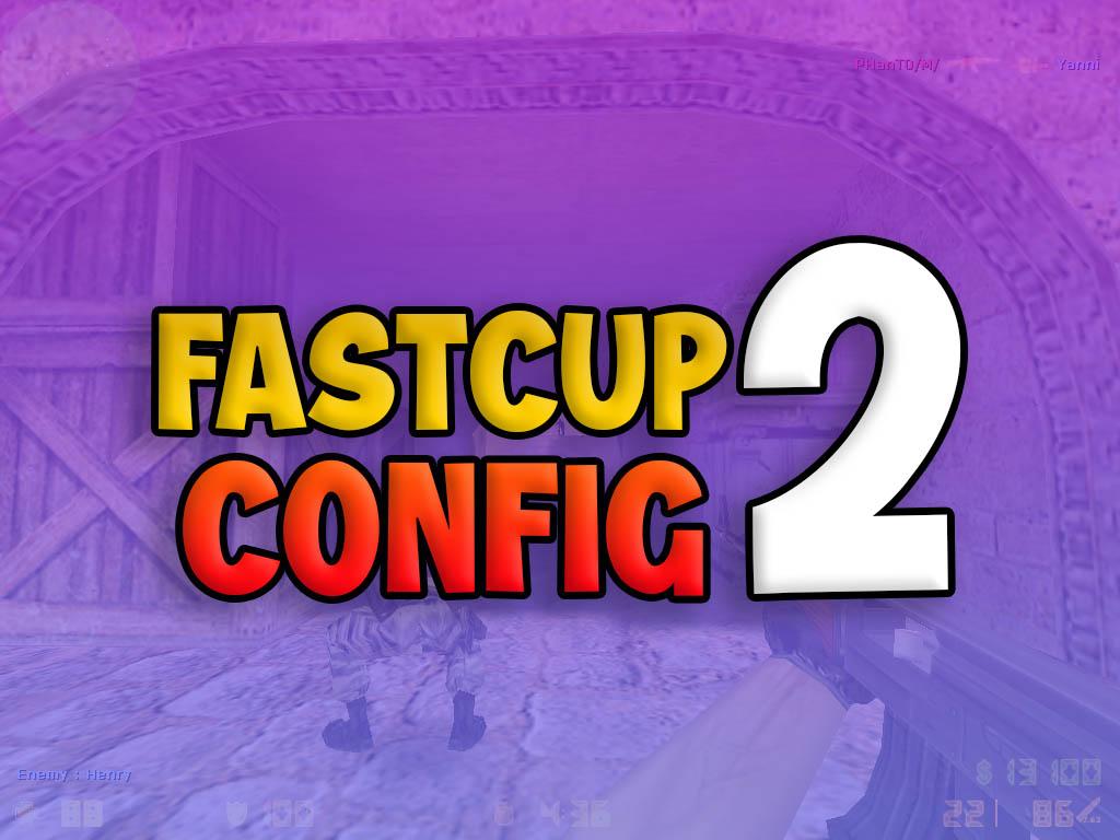 دانلود کانفیگ حرفه ای فستکاپ شماره 2 ( Fastcup cfg 2 )