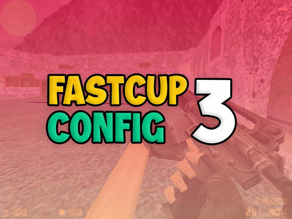 دانلود کانفیگ حرفه ای فستکاپ شماره 3 ( Fastcup cfg 3 )