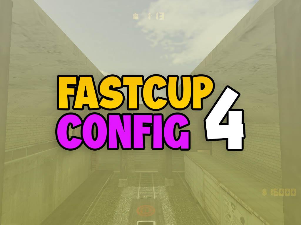 دانلود کانفیگ حرفه ای فستکاپ شماره 4 ( Fastcup cfg 4 )