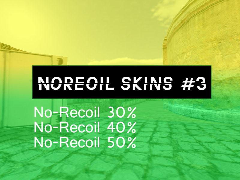 دانلود پک Skin Norecoil | Default #3 برای سی اس 1.6